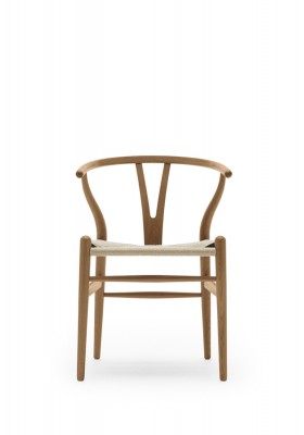 Carl Hansen Wishbone Chair Limited Edition Signed