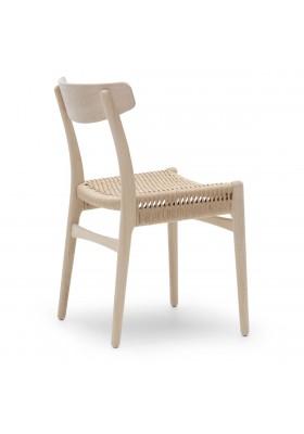 Carl Hansen Cuba Chair Oak Soap Limited Edition Signed
