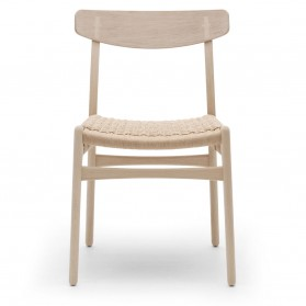 Carl Hansen Chair Oak Soap Limited Edition Signed