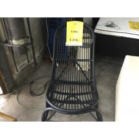Sika Nana Ditzel Rocking Chair
