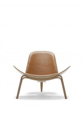 Carl Hansen, Shell chair, Oiled oak