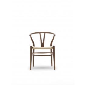 Carl Hansen Wishbone chair CH24, oiled walnut