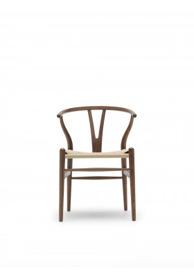 Carl Hansen Wishbone chair CH24, walnut