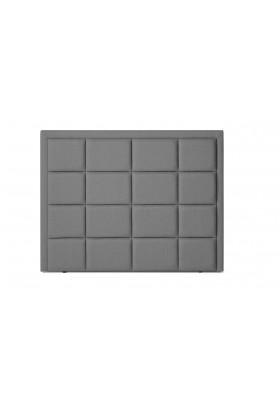 Lama Premium square headboard H117 x W 140/160/180cm