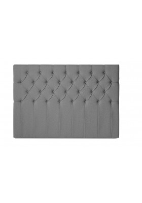 Lama Premium chest headboard H117 x W 140/160/180cm