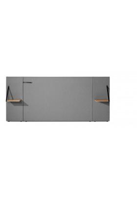Cabecero Lama Premium Square A117 x L 140/160/180cm