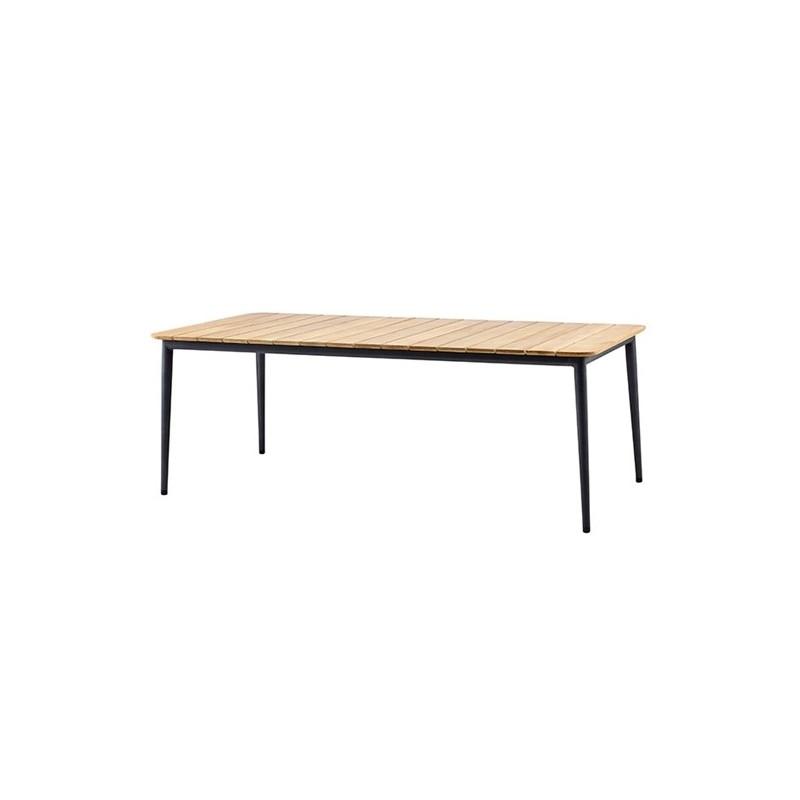 Cane Line Core Table 210x100cm Plus Store