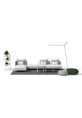 Talenti Slam modular outdoor sofa