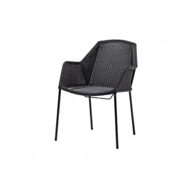 Cane-line Breeze dining chair, stackable
