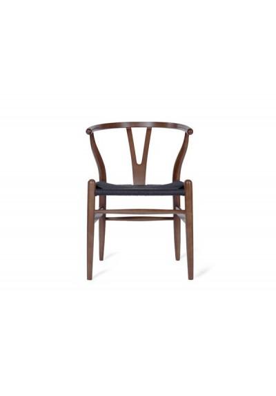 Carl Hansen Wishbone chair CH24, walnut