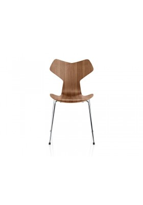 Grand prix chair, Fritz Hansen, walnut