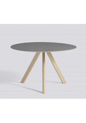 HAY CPH20 round dining table. Ø120