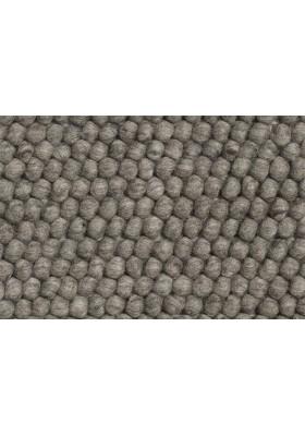 HAY alfombra Peas. Gris oscuro. 200x300