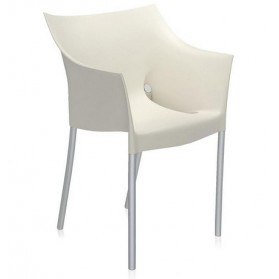 Kartell Dr. no chair white or grey